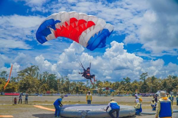 The Legend Of Life Skydiving Indonesia Pingkan Mandagi