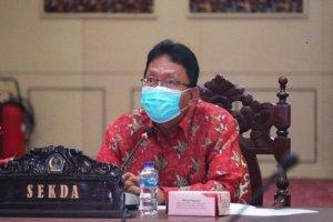 Edwin Silangen Resmi Jabat Ketua 2 Forsesdasi Periode 2021-2024