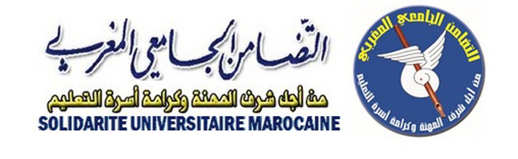 التضامن الجامعي المغربي