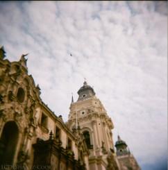 Lima city center, Kodak Ektar 100