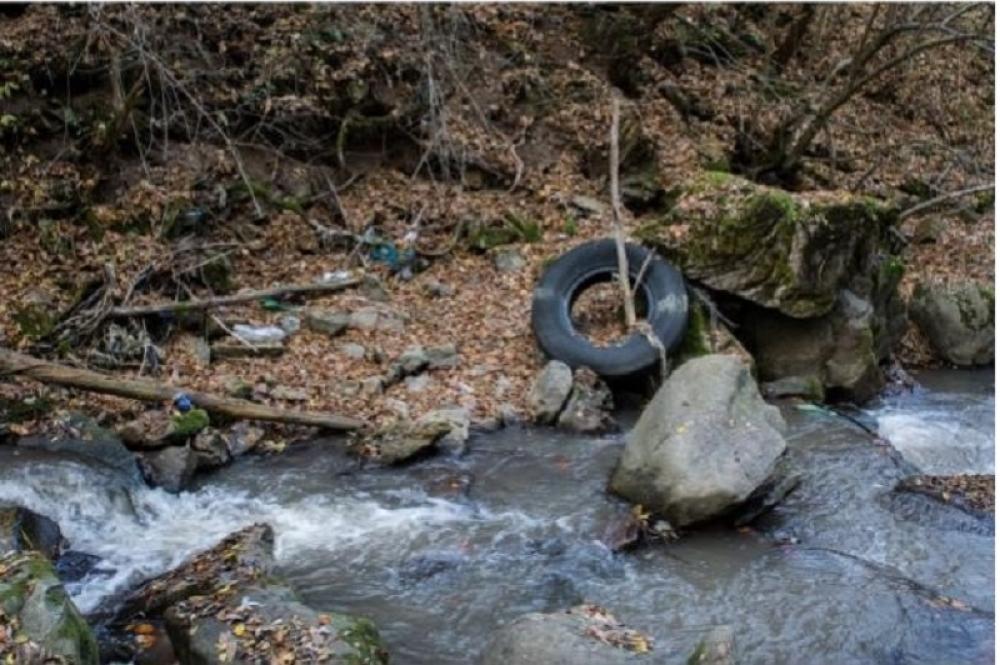 Zagađena reka 1