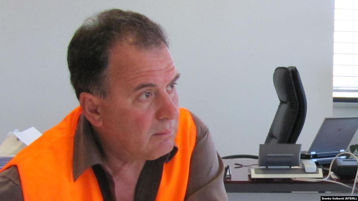 Zoran Radovanović dopisnik Danas