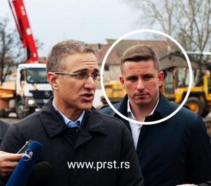 Uhapšen Aleksandar Jovičić, predsednik opštine Palilula!