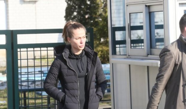 Snimak hapšenja kume policijske mafije Dijane Hrkalović (VIDEO)