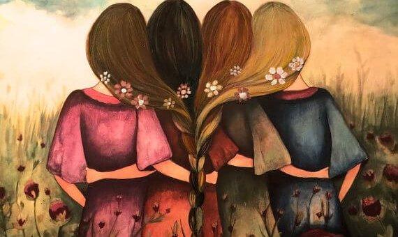 El cuarteto de la felicidad
