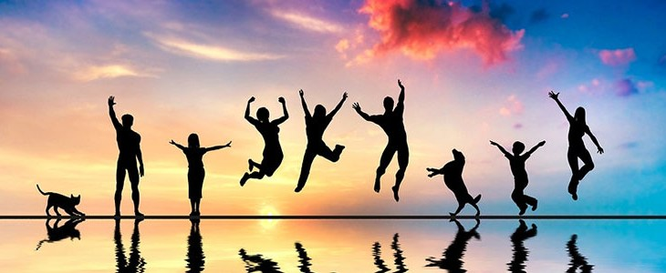 Qué diferencia a la gente más feliz del mundo