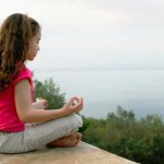 meditación en las aulas