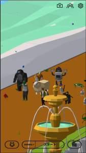 PARADE! ゲーム画面