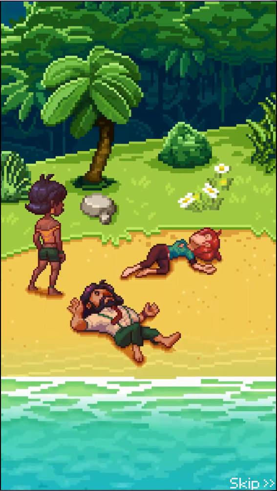 Tinker Island オープニング