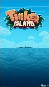 Tinker Island タイトル画面