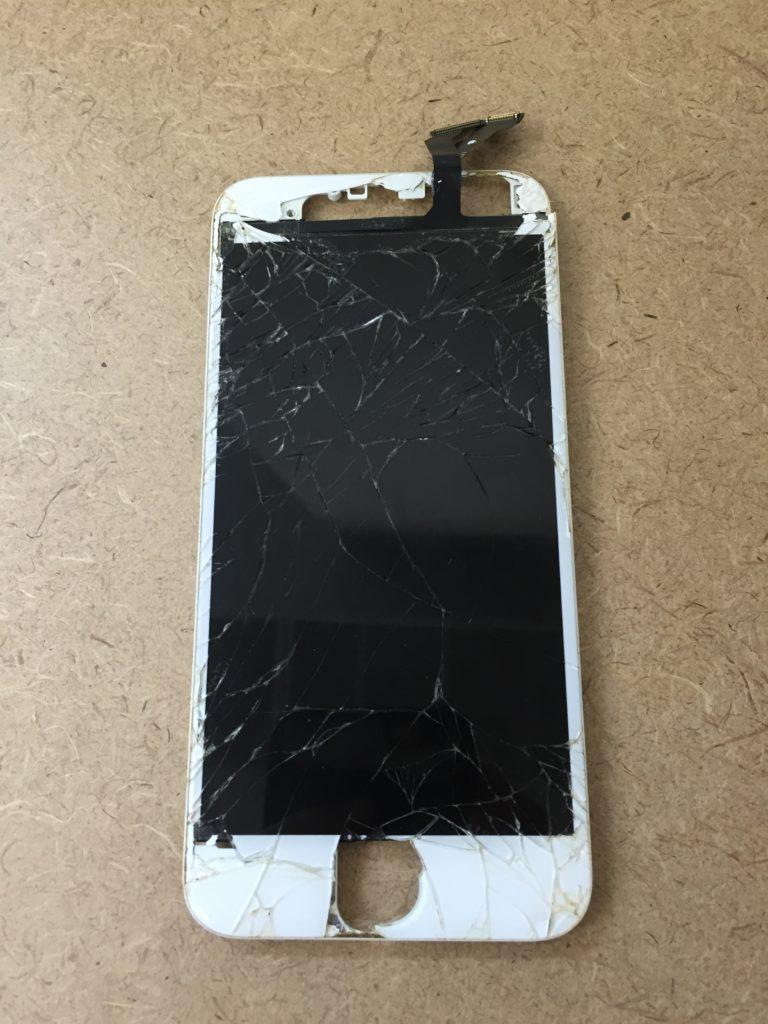 iphone6 画面割れ