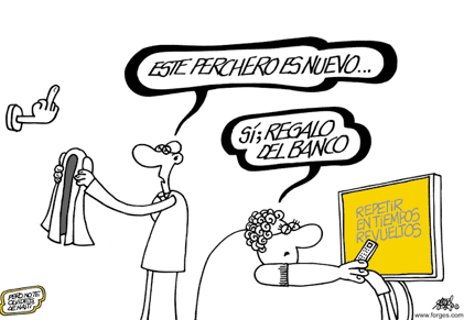 forges regalo del banco