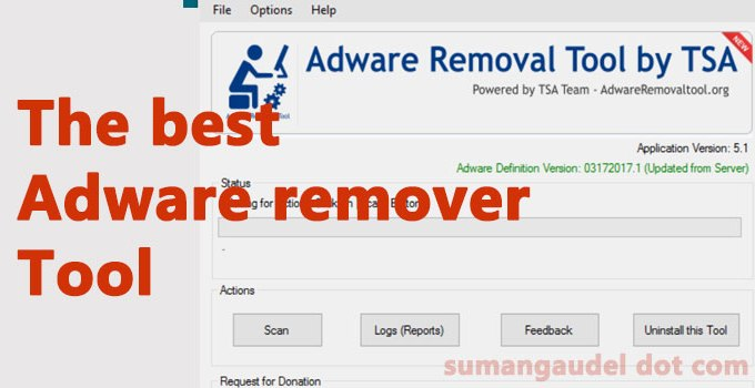 Adware-remover-tool