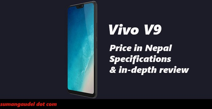 Vivo v9 price Nepal Featured image