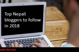 Top Nepali Bloggers image