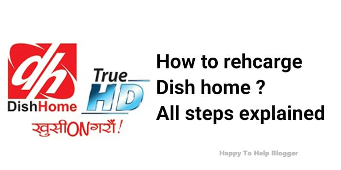 How to Recharge Dish home. All Possible Steps Explained.