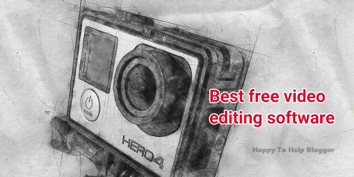 best free video editing software featured image