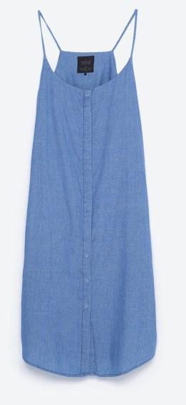 Vestido Tirantes-Zara