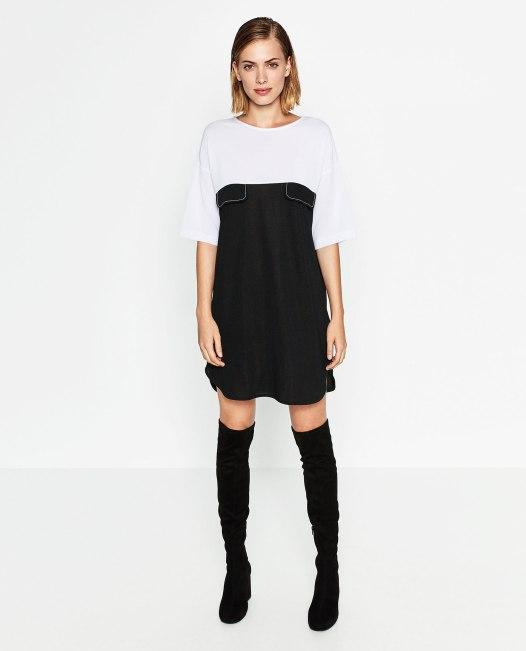 Bota calcetin - Zara