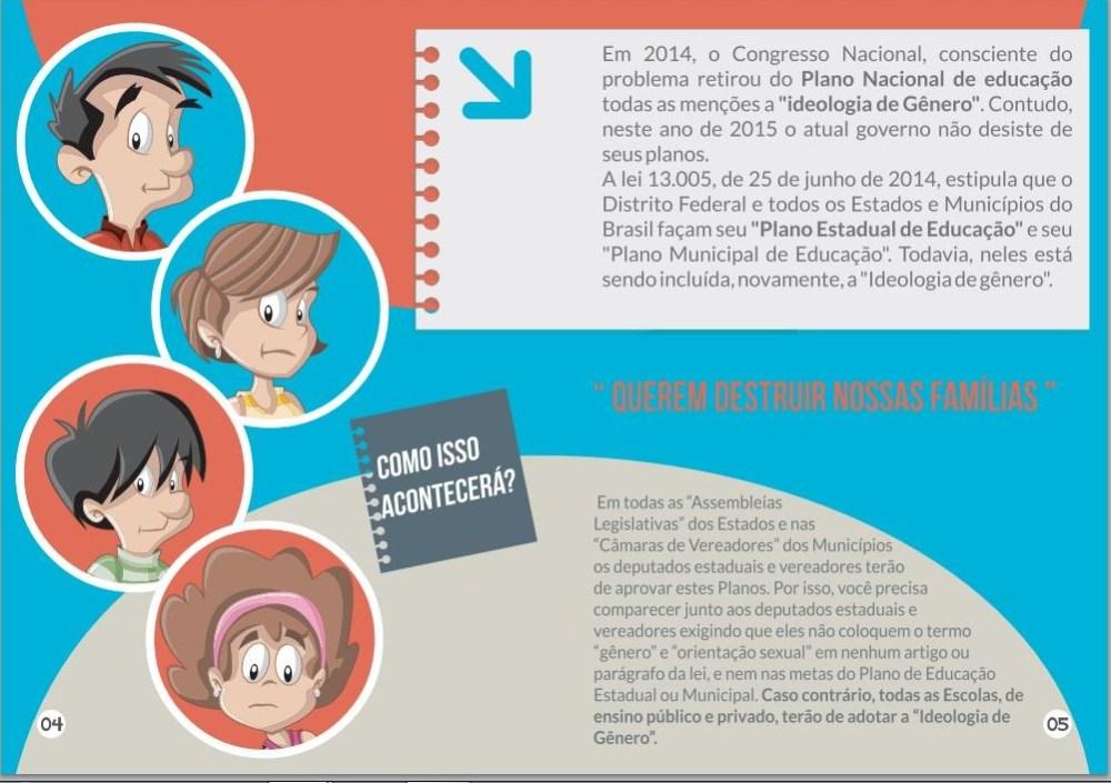 Ideologia de gênero: a votação para a implantação nos municípios é este mês!!! (3/3)