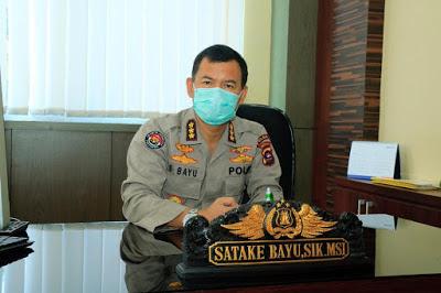 Covid 19- Aktivitas Gor Agus Salim Ditutup