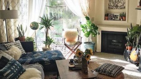 Gorgeous Home Bohemian Home D    cor for Every Single Room
