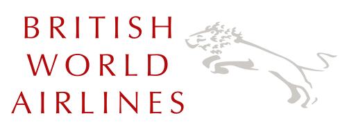 British World Airlines Logo