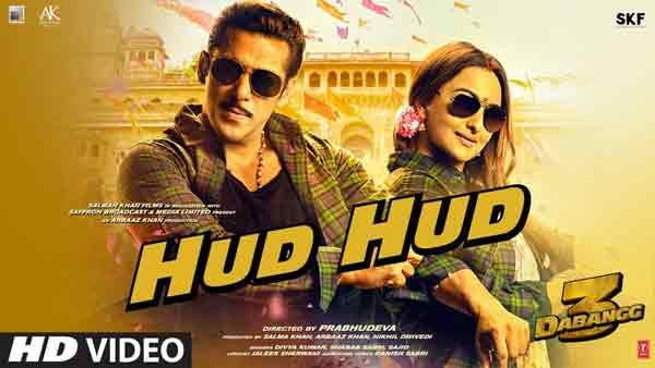 Dabangg 3 HD Full Movie Leaked on TamilRockers for Free