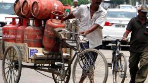 Cylinder delivery