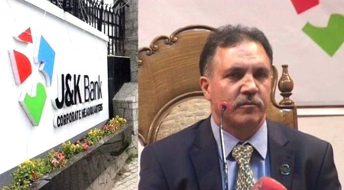 J&K Bank chairman