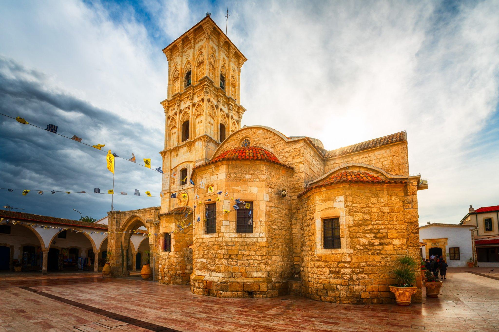 Kościół św. Łazarza | Larnaka, Cypr