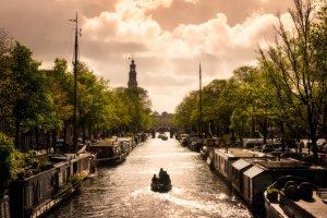 Houseboats | Amsterdam, Holandia