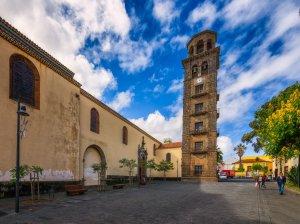 Kościół Poczęcia | San Cristóbal De La Laguna, Hiszpania