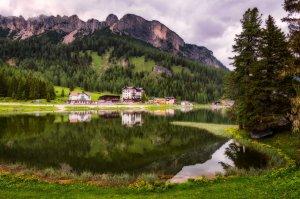 Jezioro Misurina | Dolomity, Włochy