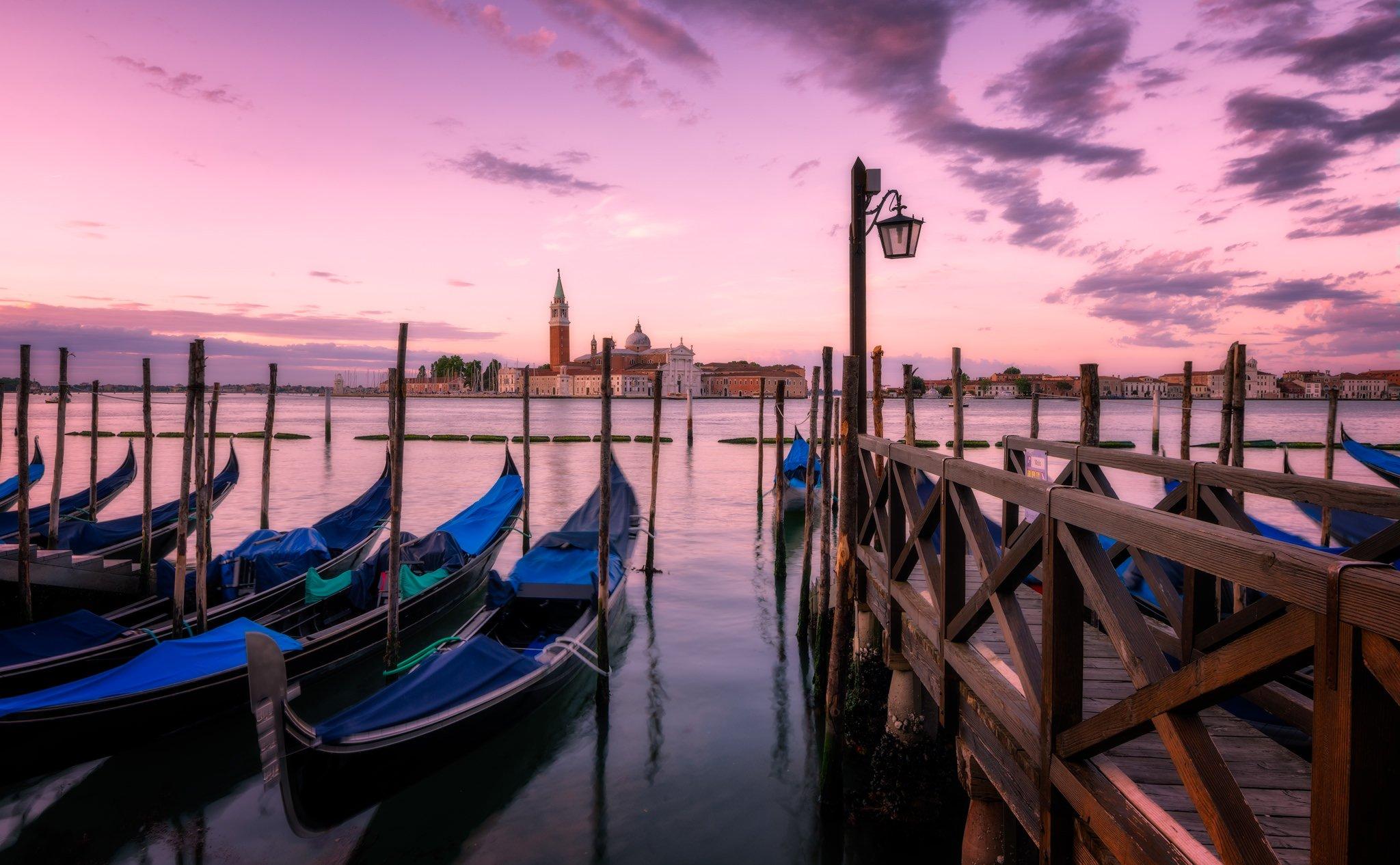 Gondole | Wenecja, Włochy