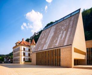 Landtag Liechtensteinu   Vaduz, Liechtenstein