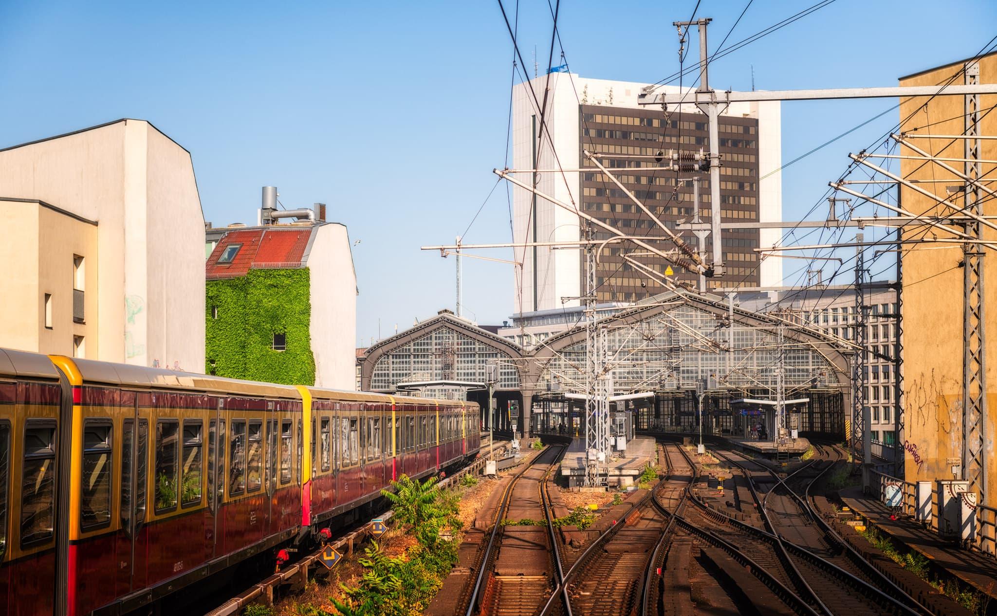 Friedrichstrasse station |Berlin, Germany