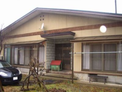 山形県米沢市 4DK+倉庫980万円