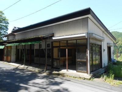 静岡県伊豆市明徳寺門前の売店舗 880万円