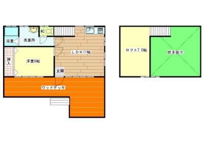 本体価格138万円〜人気が高まるトレーラーハウス