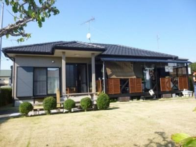 茨城県鹿嶋市 159坪の敷地に建つ平屋 980万円