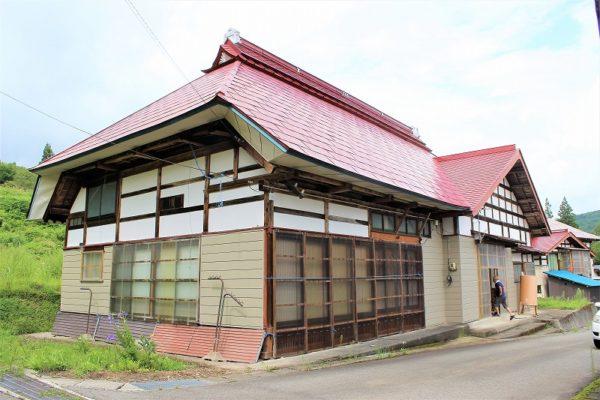 福島県昭和村 昔懐かしい山間の田舎物件 130万円 リフォーム補助あり