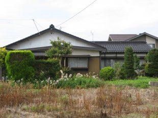 長野県駒ヶ根市 瓦屋根の日本家屋 5DK 880万円