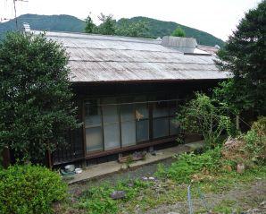 静岡県榛原郡 100坪の敷地付平屋 空き家バンク物件 200万円