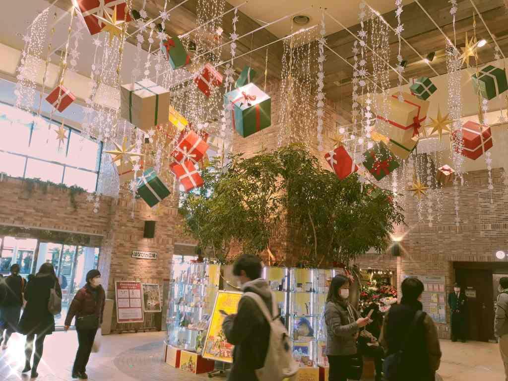 kichijoji_xmas_gifts