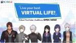 sur YT:  Un groupe bien connu de YouTubers virtuels recherche des idoles anglophones  infos
