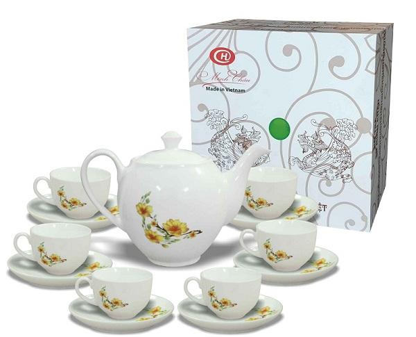 Bộ trà giá rẻ - quà tặng cho nhân viên công ty