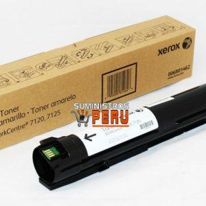Toner Xerox 7120 006r01462 Yellow, toner xerox 7120 amarillo, toner xerox original ,