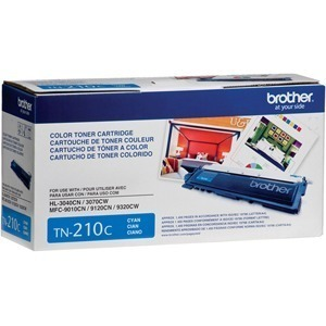 TONER BROTHER TN210 Cyan, Color: Cian, Compatibilidad: HL-3040CN, HL-3070CW, MFC-9120CN. ,