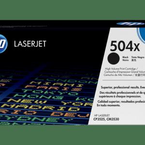 TONER HP CE250X (504X) L.J. CP3525 NEGRO 10500P